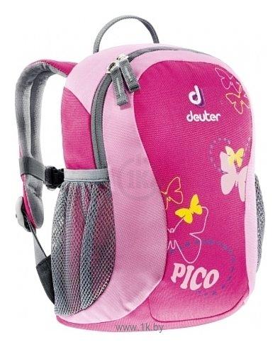 Фотографии Deuter Pico 5 red/pink (pink)