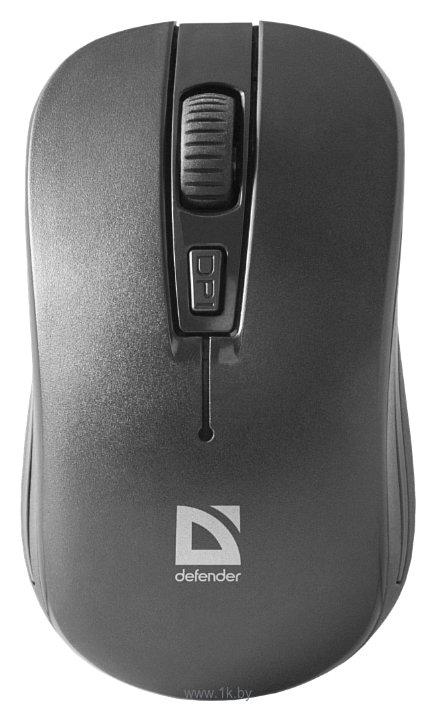 Фотографии Defender Datum MS-005 Black USB