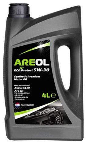 Фотографии Areol ECO Protect 5W-30 4л