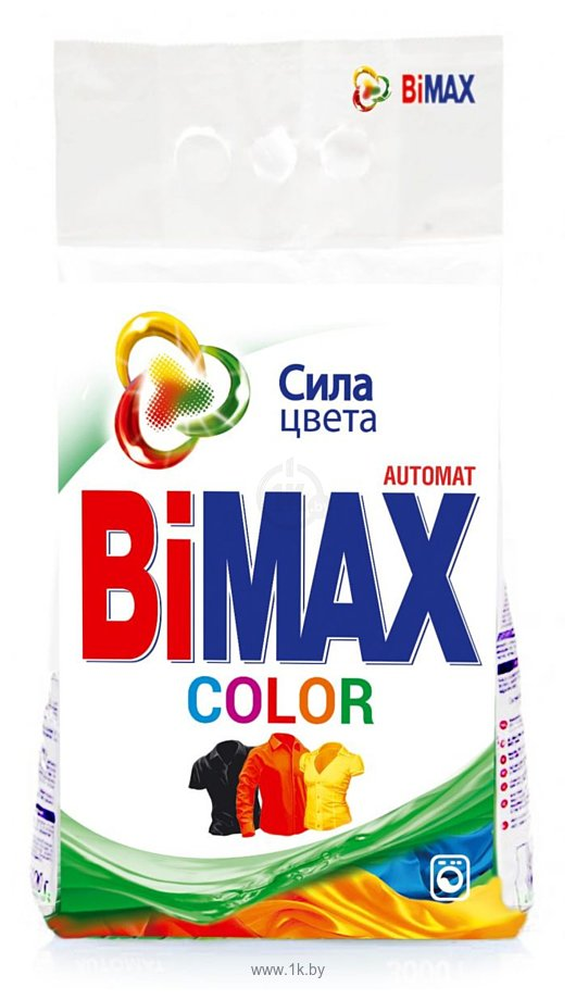 Фотографии BiMax Color 6 кг