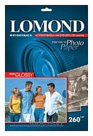 Фотографии Lomond Суперглянцевая A4 260 г/кв.м. 20 листов (1103101)