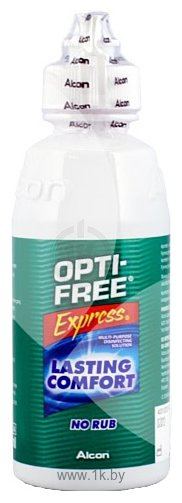 Фотографии Alcon Opti-Free Express 60 ml