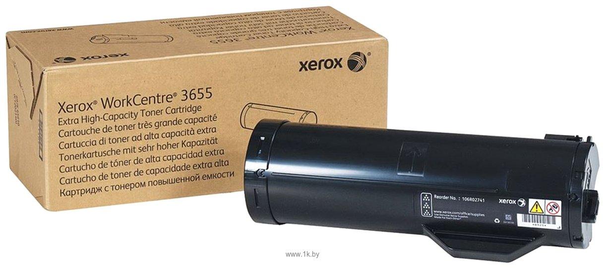 Фотографии Xerox 106R02741