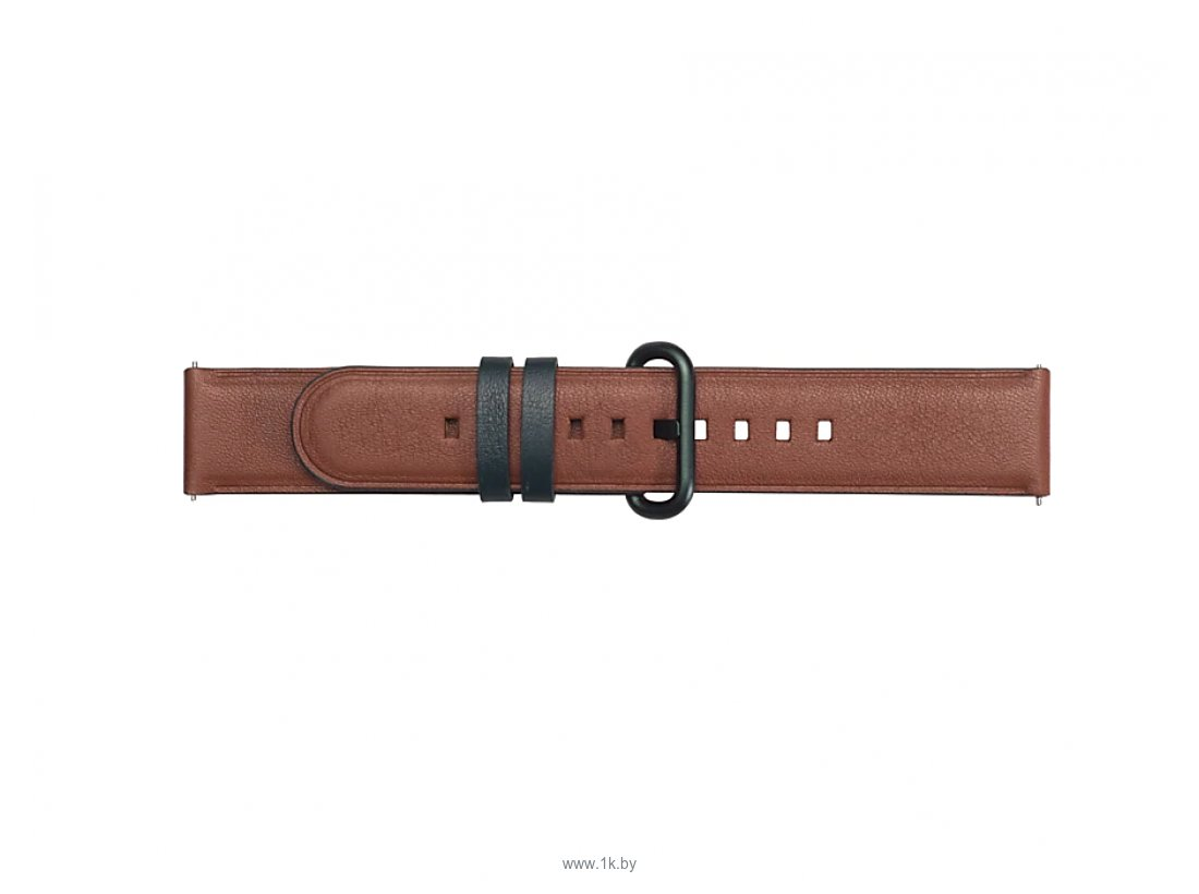 Фотографии Samsung Braloba Active Leather Dress для Watch 42mm/Active (коричневый)