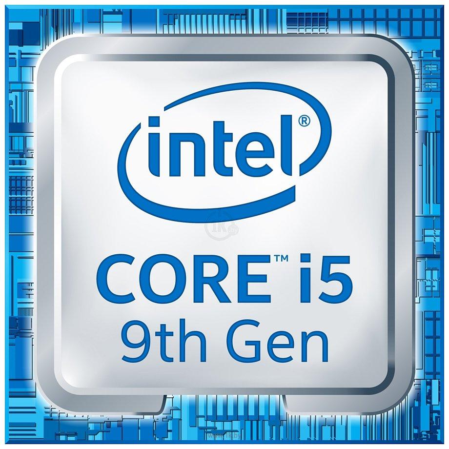 Фотографии Intel Core i5-9600KF