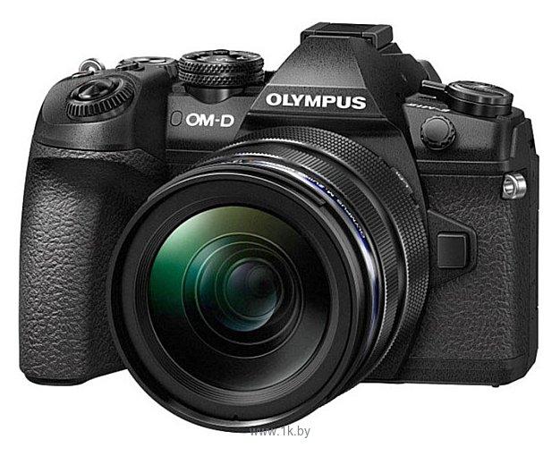 Фотографии Olympus OM-D E-M1 Mark II Kit
