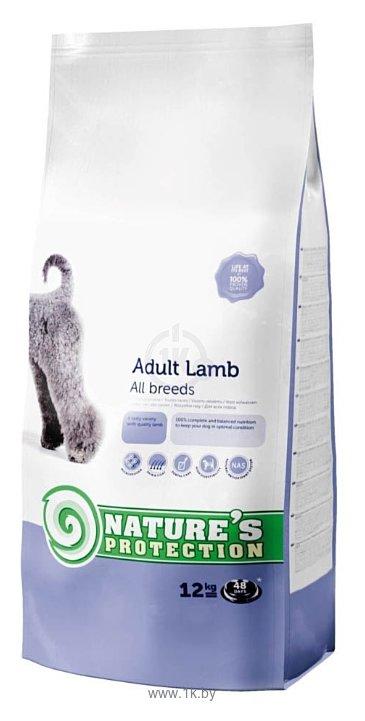 Фотографии Nature's Protection Adult Lamb (12 кг)