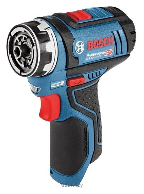 Фотографии Bosch GSR 12V-15 FC (06019F6004)
