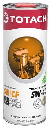 Фотографии Totachi NIRO LV Synthetic 5W-40 1л