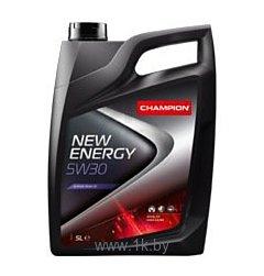 Фотографии Champion New Energy 5W-30 5л