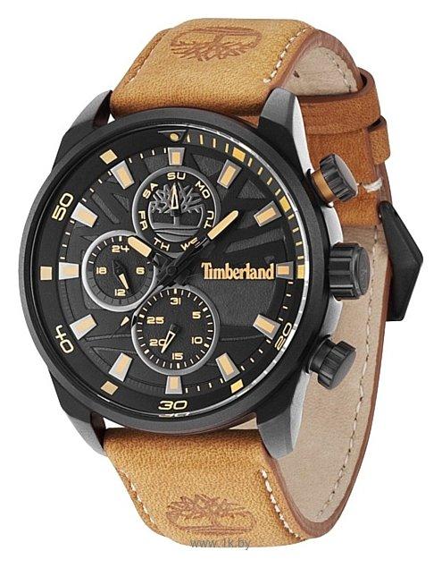купить TBL.14441JLB/02 Мужские наручные fashion часы в коллекции Henniker Timberland онлайн в интернет магазине