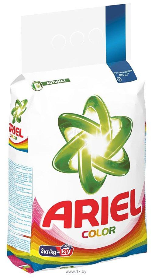 Фотографии Ariel Color 3 кг