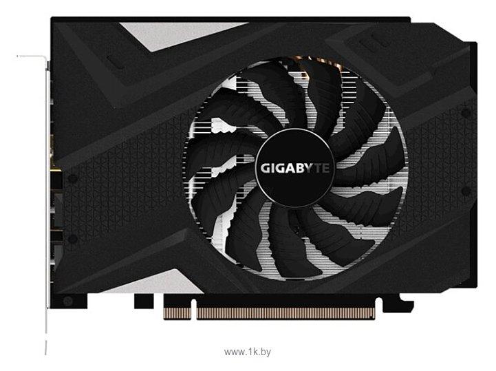 Фотографии GIGABYTE GeForce RTX 2060 1695MHz PCI-E 3.0 6144MB 14000MHz 192 bit HDMI HDCP MINI ITX OC (rev. 2.0)