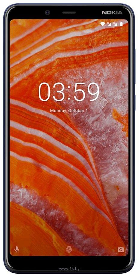 Фотографии Nokia 3.1 Plus 3/32Gb