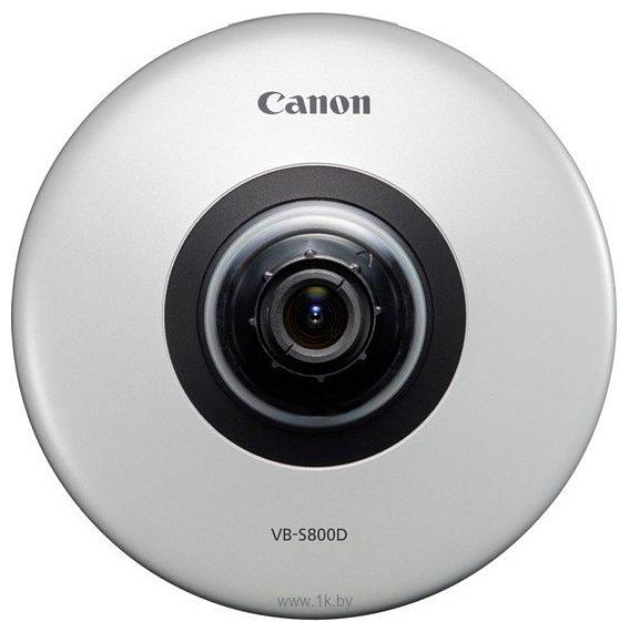 Фотографии Canon VB-S800D
