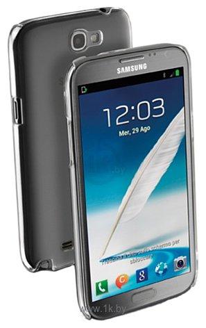 Фотографии Cellular Line Fit для Samsung Galaxy Note 2