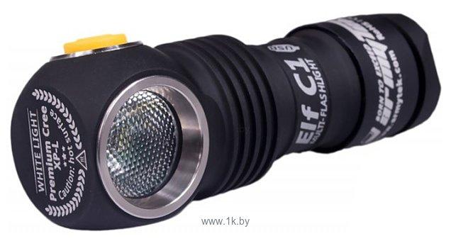 Фотографии Armytek Tiara C1 Magnet USB XP-L (White) +18350 Li-Ion