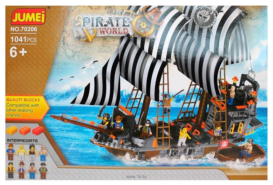 Фотографии Jumei 70206 Пираты N-398
