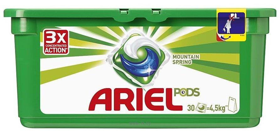 Фотографии Ariel 3 в 1 Горный родник (30 шт)