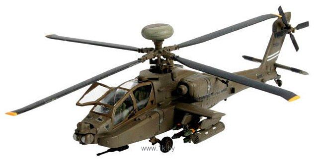 Фотографии Revell 04046 Американский вертолет AH-64D Longbow Apache
