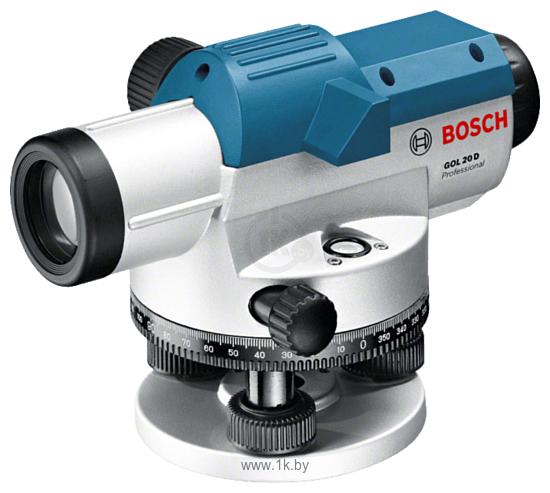 Фотографии Bosch GOL 20 D Kit (0601068402)