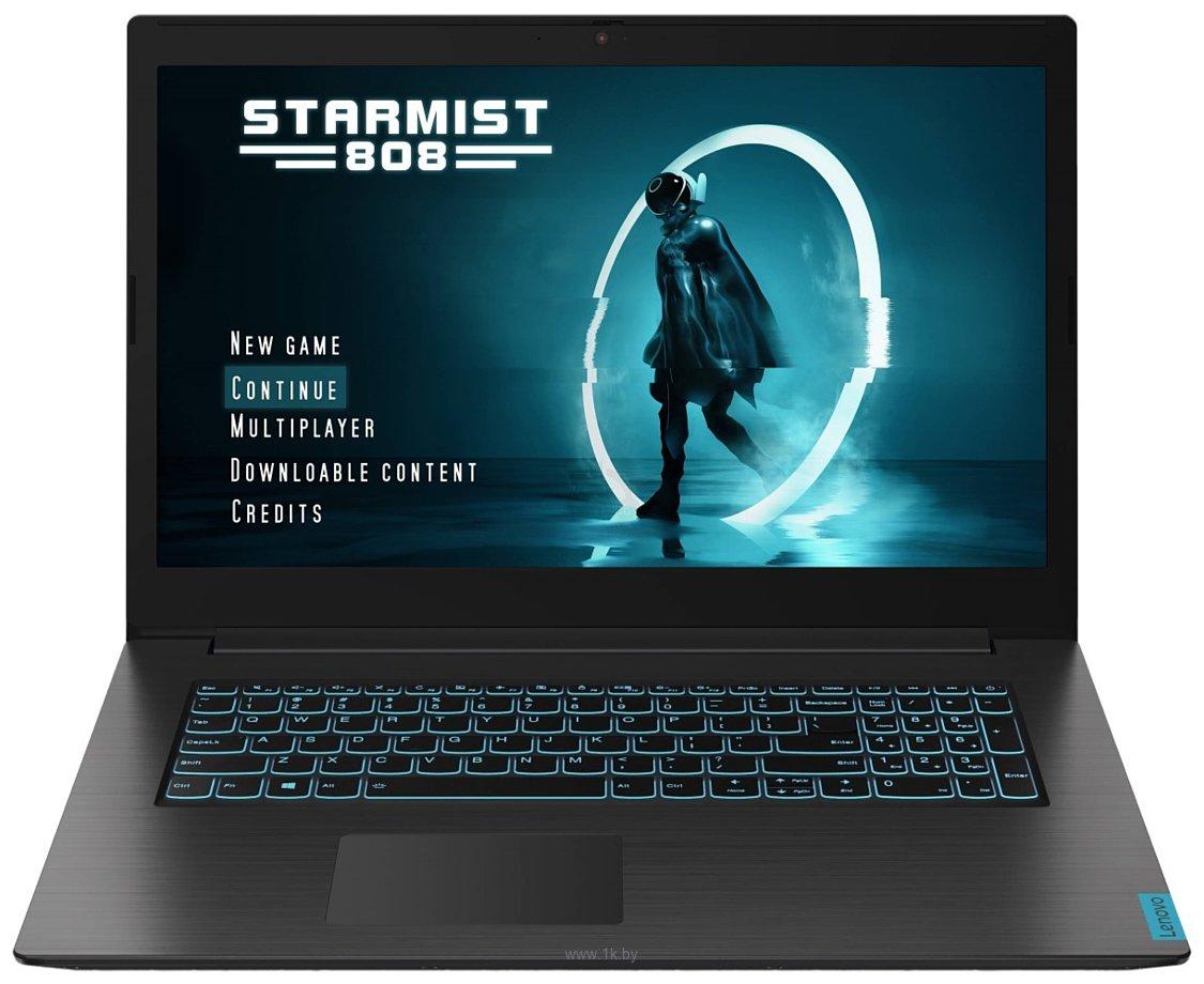Фотографии Lenovo IdeaPad L340-17IRH Gaming (81LL00EVRE)