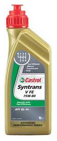 Фотографии Castrol Syntrans V FE 75W80 1л