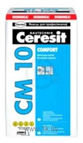 Фотографии Ceresit СМ 10. Клей для плитки «Comfort»