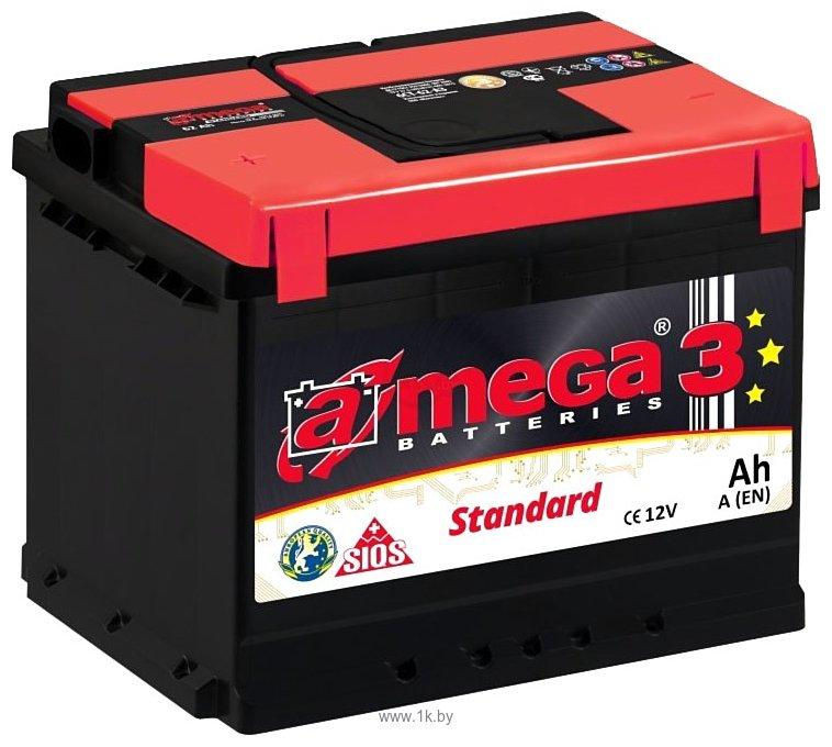 Фотографии A-mega Standard 62 R (62Ah)