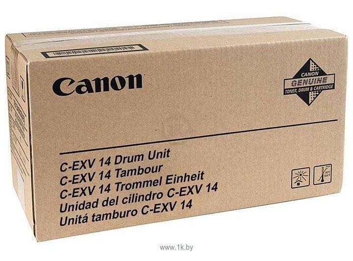 Фотографии Canon C-EXV 14 0385B002BA