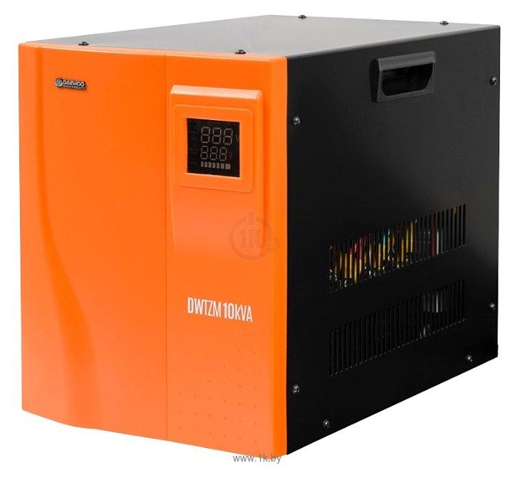 Фотографии Daewoo Power Products DW-TZM10kVA