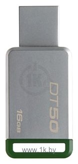 Фотографии Kingston DataTraveler 50 16GB (DT50/16GB)