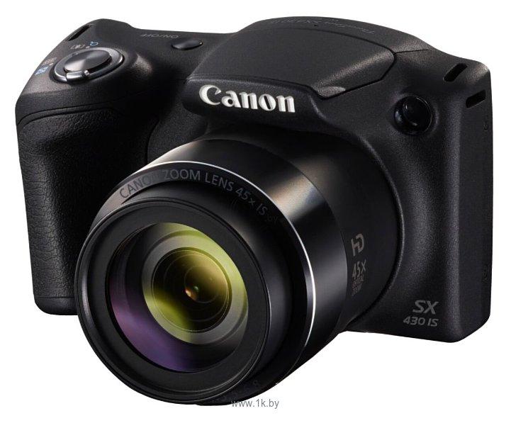 Фотографии Canon PowerShot SX430 IS