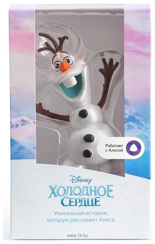 Фотографии Яндекс Олаф, волшебный снеговик