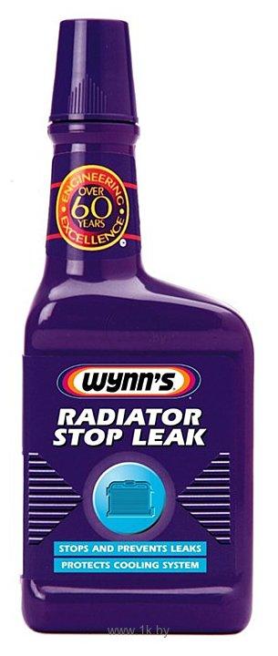 Фотографии Wynn`s Radiator Stop Leak 325 ml (68650)