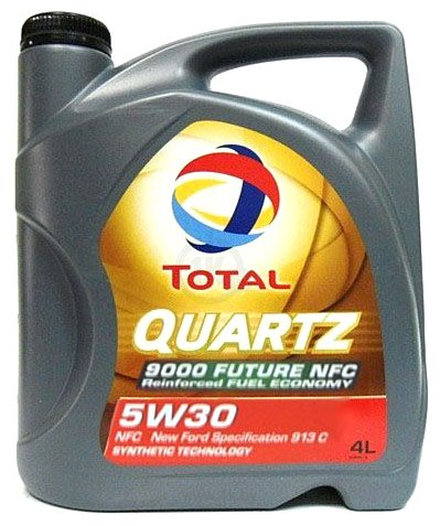 Фотографии Total Quartz 9000 Future NFC 5W-30 5л