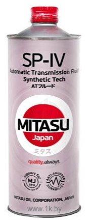 Фотографии Mitasu MJ-332 ATF SP-IV Synthetic Tech 1л