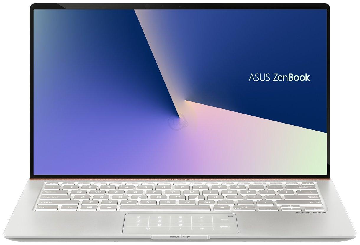 Фотографии ASUS Zenbook (UX433FN-A5128T)