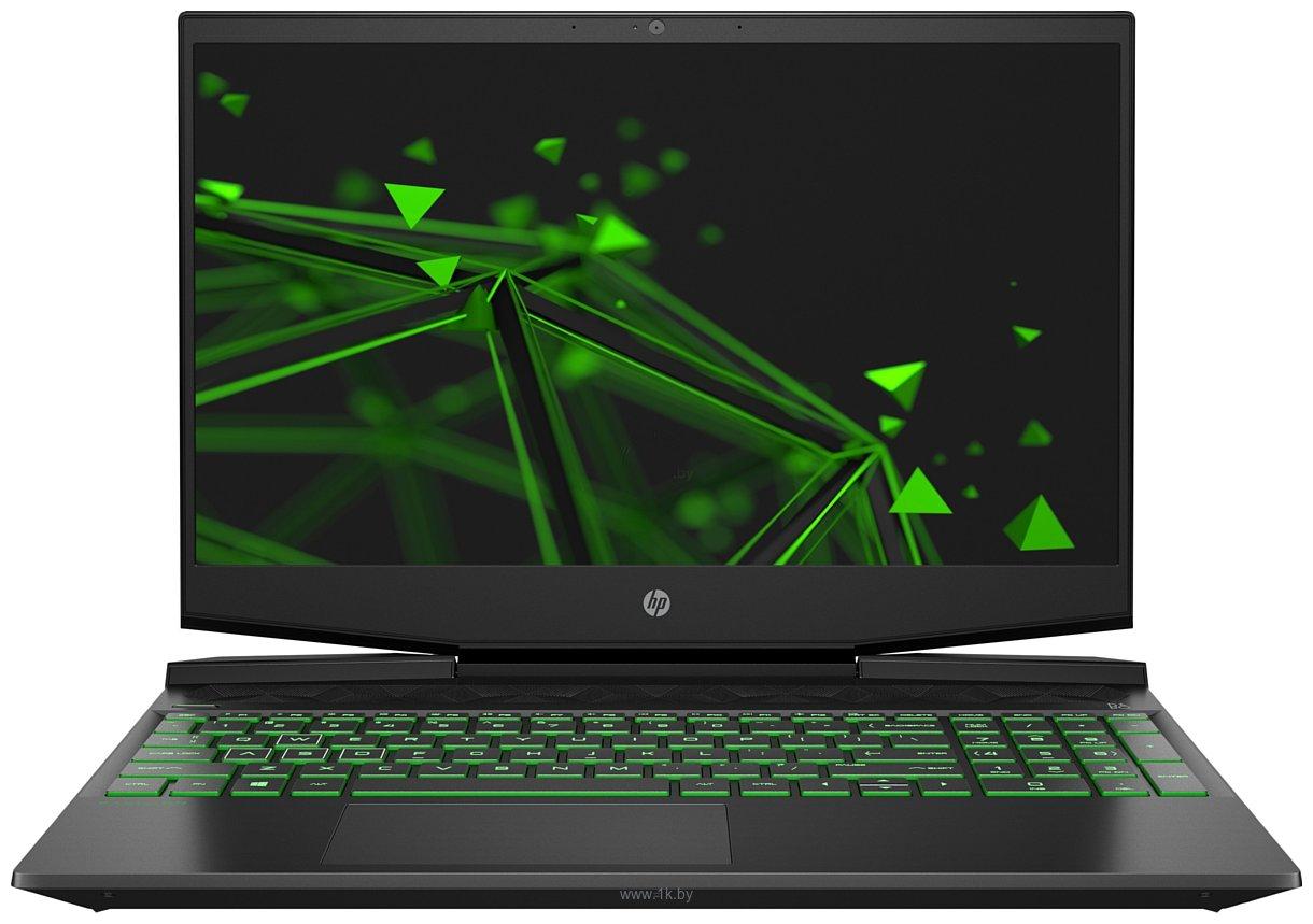 Фотографии HP Pavilion Gaming 15-ec0007nw (8BL92EA)