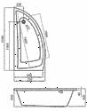 Cersanit Nano 150