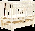 Bambini Bambini Плюс Э01.10.03 кроватка