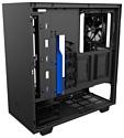 NZXT H500 Black/blue