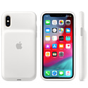 Apple Smart Battery Case для iPhone XS (белый)