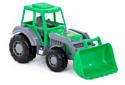 Полесье Мастер трактор-погрузчик 35301