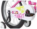 Novatrack Twist 16 (2020) с корзиной