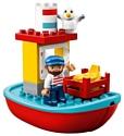 LEGO Duplo 10875 Грузовой поезд