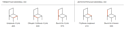 Голдоптима Диана 02 (венге/ткань синяя)