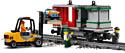 LEGO City 60198 Грузовой поезд