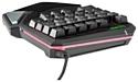 HARPER Gaming GKB-95 Black USB
