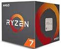AMD Ryzen 7 1700X Summit Ridge (AM4, L3 16384Kb)